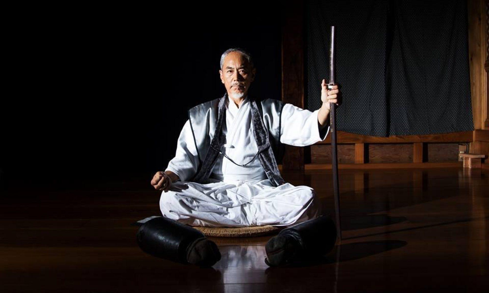 Hokushin Itto Ryu Kenjutsu